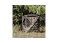 "Product detail of Barronett Cool Factor Ground Blind 75"" x 75"" x 80"" Polyester Bloodtrail Camo"
