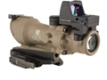 Product detail of Trijicon ACOG TA01-ECOS-RMR Rifle Scope 4x 32mm Tritium Illuminated A...
