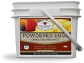 Wise Food 144 Serving Powdered Eggs Freeze Dried Food Kit