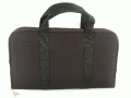 "Soft Armor Rex Pistol Gun Case 12"" x 20"" Thompson Center Nylon Black"