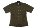 Beretta TM Shooting Shirt Short Sleeve Cotton Poplin