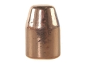 Rainier LeadSafe Bullets 40 S&W, 10mm Auto (400 Diameter) 180 Grain Plated Flat Nose