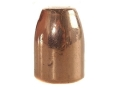 Rainier LeadSafe Bullets 38 Caliber (357 Diameter) 125 Grain Plated Flat Nose