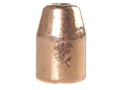 Product detail of Rainier LeadSafe Bullets 40 S&W, 10mm Auto (400 Diameter) 180 Grain Plated Hollow Point