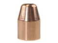 Hornady Bullets 9mm (355 Diameter) 124 Grain Full Metal Jacket Flat Nose