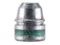 Hunters Supply Hard Cast Bullets 44 Caliber (430 Diameter) 160 Grain Lead Flat Nose
