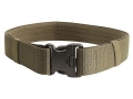 Blackhawk Enhanced Military Web Belt 2-1/4&quot; with 3-Point Release Nylon Web