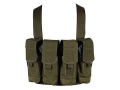 Product detail of Blackhawk Chest Rig Holds 8 AK-47 30 Round Magazines Nylon