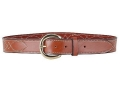 Product detail of Hunter 5803 Pro-Hide Belt 1-1/2&quot; Brass Buckle Stitched Leather