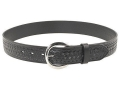 "Bianchi B5 Dress Belt 1-1/2"" Leather"