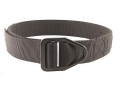 "Product detail of Uncle Mike's Reinforced Instructor Belt 1-1/2"" Black Steel Buckle Polymer Reinforced Nylon"