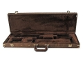Browning Traditional Fitted Luggage Gun Case Over and Under Shotgun