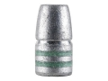 Hunters Supply Hard Cast Bullets 45 Caliber (452 Diameter) 328 Grain Lead Flat Nose