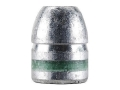 Hunters Supply Hard Cast Bullets 45 Caliber (452 Diameter) 225 Grain Lead Flat Nose