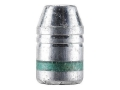 Hunters Supply Hard Cast Bullets 45 Caliber (459 Diameter) 300 Grain Lead Flat Nose