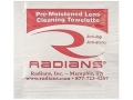 Product detail of Radians Lens Cleaning Towelettes