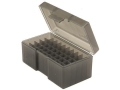 Product detail of Frankford Arsenal Flip-Top Ammo Box #504 218 Bee, 221 Remington Fireball, 30 Carbine 50-Round Plastic