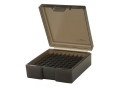 Product detail of Frankford Arsenal Flip-Top Ammo Box #1003 38 Special, 357 Magnum 100-Round Plastic