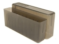 Frankford Arsenal Slip-Top Ammo Box #211 300 Remington Ultra Magnum, 375 H&amp;H Magnum 20-Round Plastic