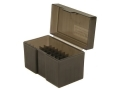 Frankford Arsenal Flip-Top Ammo Box #511 7mm Remington Magnum, 300 Remington Ultra Magnum, 375 H&amp;H Magnum 50-Round Plastic