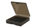 Product detail of Frankford Arsenal Flip-Top Ammo Box #1008 40 S&amp;W, 10mm Auto, 45 ACP 100-Round Plastic