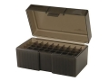 Frankford Arsenal Flip-Top Ammo Box #515 223 Winchester Super Short Magnum (WSSM), 7mm Remington Short Action Ultra Magnum (RSAUM), 300 Winchester Short Magnum (WSM) 50-Round Plastic