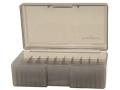 Frankford Arsenal Flip-Top Ammo Box #507 41 Remington Magnum, 44 Remington Magnum, 45 Colt (Long Colt) 50-Round Plastic