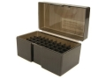 Frankford Arsenal Flip-Top Ammo Box #509 22-250 Remington, 243 Winchester, 308 Winchester 50-Round Plastic