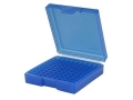 Product detail of Frankford Arsenal Flip-Top Ammo Box #1001 30 Luger, 380 ACP, 9mm Luger 100-Round Plastic