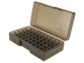 Product detail of Frankford Arsenal Flip-Top Ammo Box #501 30 Luger, 380 ACP, 9mm Luger 50-Round Plastic