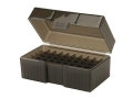 Product detail of Frankford Arsenal Flip-Top Ammo Box #512 22 BR (Bench Rest), 6.8 Remington SPC, 7.62x39mm Russian 50-Round Plastic