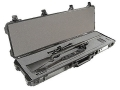 Product detail of Pelican 1750 Scoped Rifle Gun Case with Solid Foam Insert and Wheels Polymer