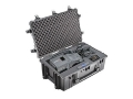 Product detail of Pelican 1650 Accessories Case with Pre-Scored Foam Insert and Wheels Polymer