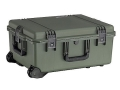 Pelican Storm 2720 Accessories Case with Pre-Scored Foam Insert and Wheels Polymer