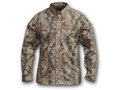 Natural Gear Men's Bush Shirt Long Sleeve Cotton Natural Gear Natural Camo Medium 38-40