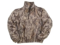 Product detail of Natural Gear Men&#39;s Windproof Fleece 1/2 Zip Jacket Long Sleeve Fleece