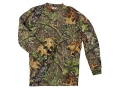 Russell Outdoors Men's Explorer T-Shirt Long Sleeve Cotton
