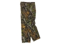 Russell Outdoors Mens Explorer Midweight Cargo Pants Cotton Polyester Blend