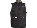 Rocky Men's WorkSmart Canvas Vest Cotton