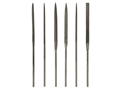 Nicholson 6-Piece Fine Cut Hobby File Set 5-1/2""