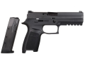 Sig Sauer P250 Caliber X-Change Kit Sig Sauer P250 Full Size 40 S&W with 14-Round Magazine