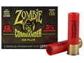 Lightfield Zombie Commander Ammunition 12 Gauge 3-1/2&quot; 1-3/8 oz Sabot Slug Box of 5