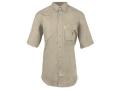 Beretta TM Shooting Shirt Short Sleeve Cotton Poplin