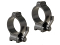 Product detail of Talley 30mm Quick Detachable Scope Rings With Lever Matte Medium