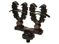 Kolpin Powersports KXP Rhino ATV Double Gear Grip XL Pack of 2