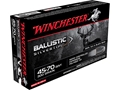 Product detail of Winchester Supreme Ammunition 45-70 Government 300 Grain Ballistic Silvertip