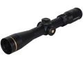 Leupold VX-R Rifle Scope 30mm Tube 4-12x 40mm Custom Dial System (CDS) Illuminated FireDot Duplex Reticle Matte