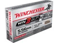 Winchester Win3Gun Ammunition 5.56x45mm NATO 55 Grain Full Metal Jacket