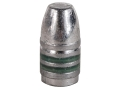 Hunters Supply Hard Cast Bullets 45 Caliber (459 Diameter) 340 Grain Lead Flat Nose