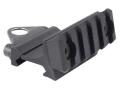 Krebs Custom Guns Offset Picatinny Rail Grip Adapter Aluminum Matte